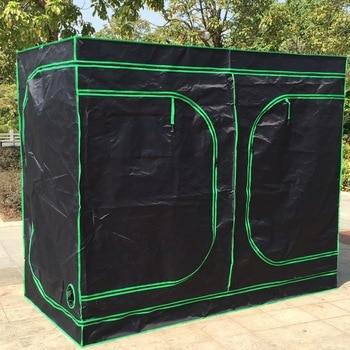 Палатка для выращивания растений, светоотражающая майларовая Нетоксичная садовая теплица для системы посадки, палатки для выращивания рас