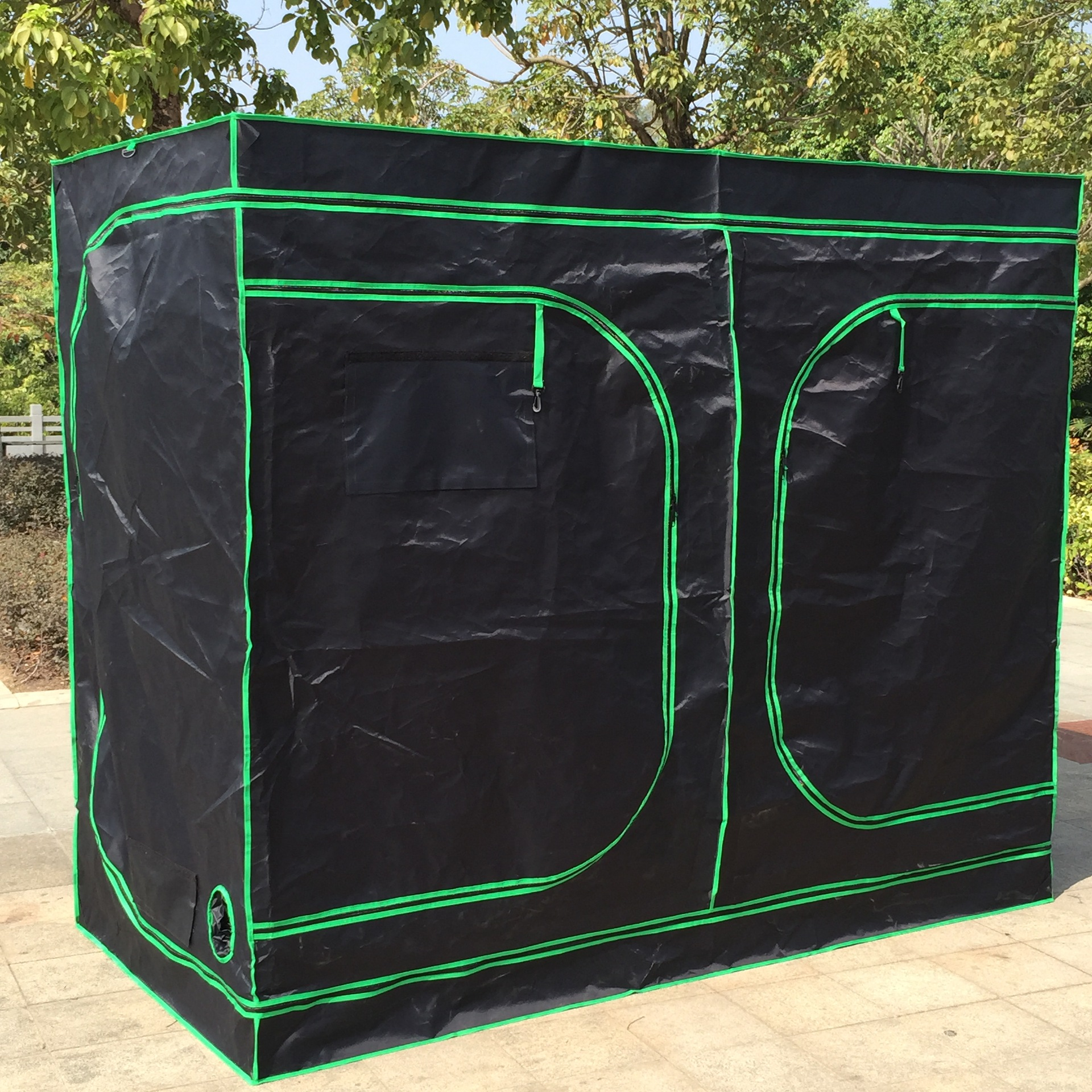 Plant Grow Tent, Reflective Mylar Non Toxic Garden Greenhouses For Planting System Grow Room Plants Tents