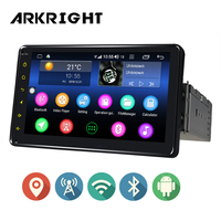 ARKRIGHT 7 1din car radio Android car multimedia player/Audio Stereo GPS Navis / Wifi / Mirror Link/Bluetooth Quad Core