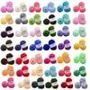 Super Soft Milk Cotton Yarn Fiber Velvet Wool Crochet Yarn For Hand Knitting DIY Sweater Blanket Scarf Sweater Blanket Toy