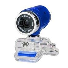 USB Webcam Usb-Camera Computer Laptop Digital Microphone Video Rotatable Free-Driver