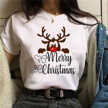 New Merry Christmas Female T-Shirt