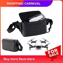 الأصلي DJI Mavic الهواء حقيبة المحمولة حقيبة للتخزين حقيبة كتف صناديق السفر حقيبة يد ل dji mavic الهواء ملحقات طائرة بدون طيار