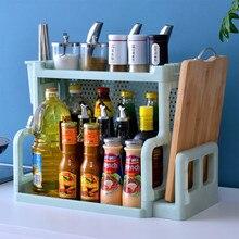 Mr propre cuisine plat étagère accessoires de cuisine organisateur cuisine articles ménagers stockage à domicile support de nourriture