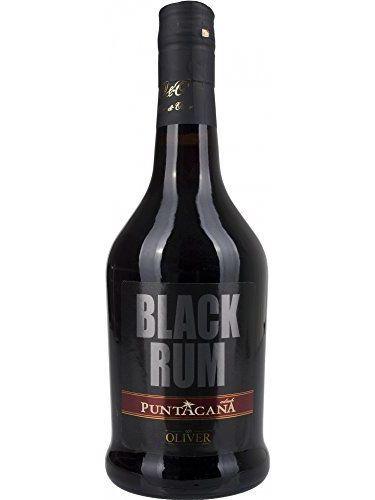 Punta Cana Ron Club Black, 1er Pack (1x 700ml)