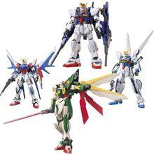 Combinaison Mobile de dessin animé Huiyan Hobby 1/144, figurine de chasseur modèle Gundam Mark-II, SEI IORI, Robot assemblé, jouets cadeaux pour enfants