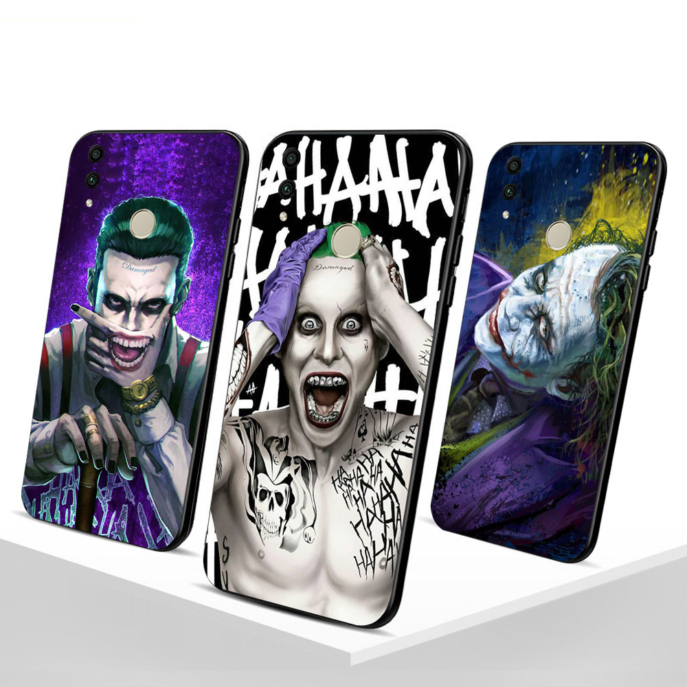 Vampire Clown Funda For Huawei Honor 6X 8X 9 lite case for 10 Phone cover Shell