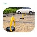 High end automatische parkplatz leitplanke lock 2 fernbedienung keine parkplatz (ohne batterie) parkplatz spalte-in Auto Parkplatz Ausrüstung aus Sicherheit und Schutz bei