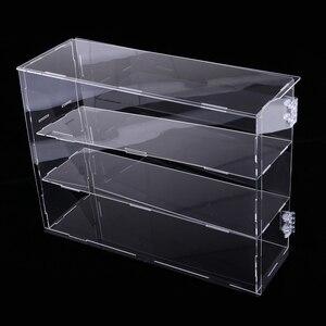 Image 4 - Figurka pojemnik pyłoszczelna Showcase Box dla, 1/6 skala figurki kolekcje do szafki blaty tabeli