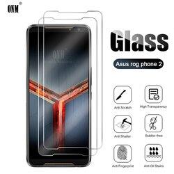 На Алиэкспресс купить стекло для смартфона 2pcs tempered glass for asus rog phone ii 2 screen protector for asus rog phone 2 zs660kl protective glass film
