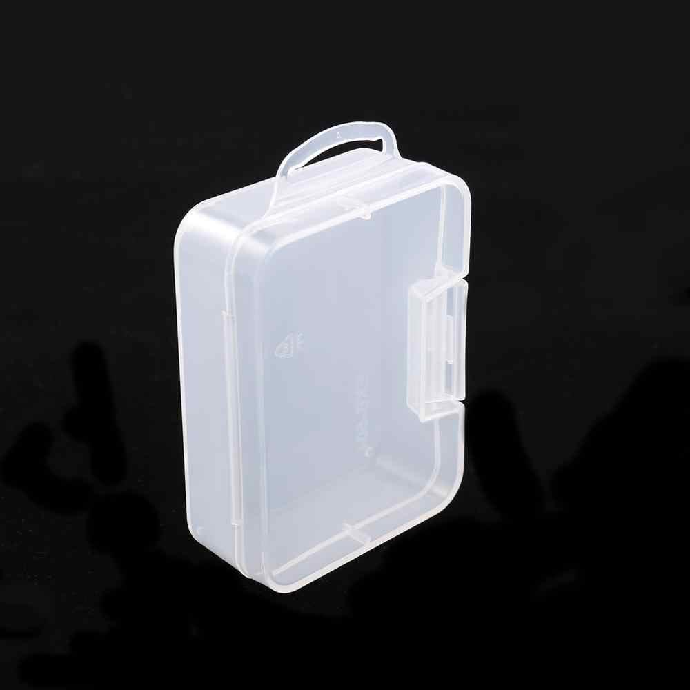 Dayanıklı 18650 pil tutucu sert 18650 tutucu pİl kutusu 2/4x18650 şarj edilebilir ve taşınabilir şarj cihazı plastik 18650 kılıf