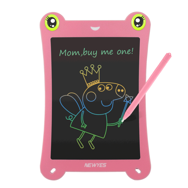 NEWYES Colors Screen LCD Writing Tablet 8.5