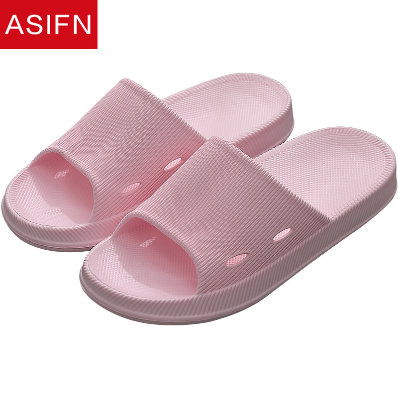 Bathroom Slippers Women Men Flip Flops