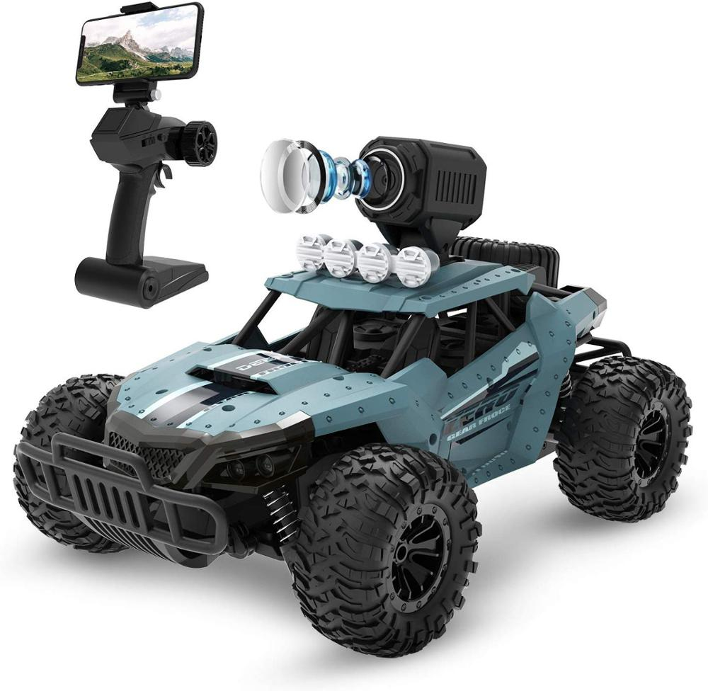RC Car Off-Road Remote Control Car 2.4G Electric Carros Climbing Competitive Toys For Boys Machine On The Radio