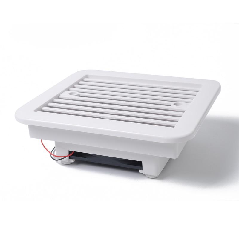 Ventilador de escape lateral 12v, ventilador de