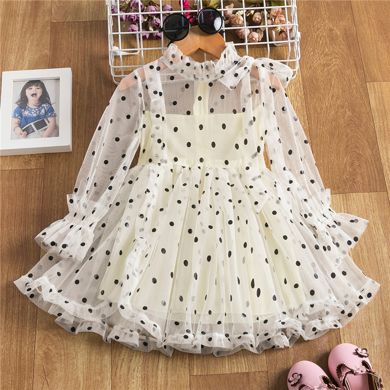 Cute Girls Dress 2020 New Summer Girls Clothes Flower Princess Dress Children Summer Clothes Baby Girls Dress Casual Wear 3 8Y|Dresses| - AliExpress