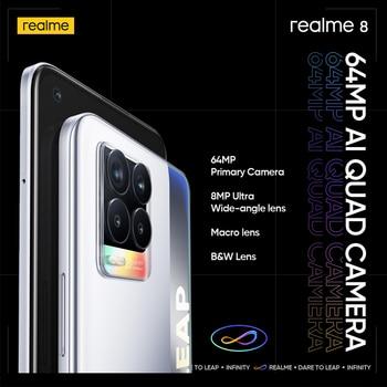 Смартфон realme 8, 6 ГБ / 128 ГБ 3