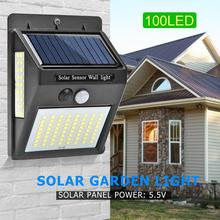 4pcs Solar Power Motion…