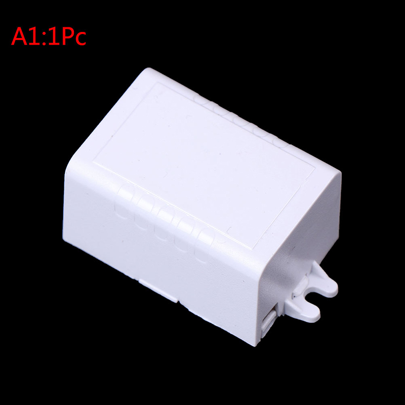 NEW Waterproof Plastic font b Electronic b font Enclosure Project Box Black Connector Wire Junction Boxes