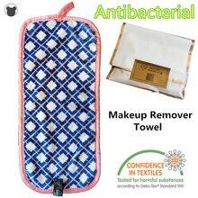 Фирменное полотенце из микрофибры для ухода за кожей лица супер
