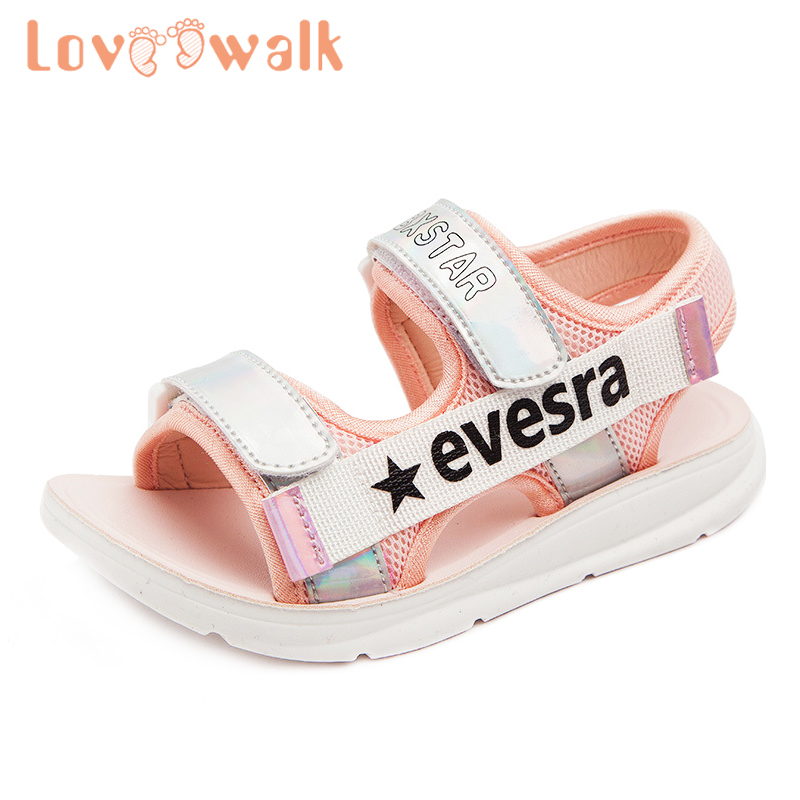Loveewalk Children Sandals Sport Sneakers 2020 New Arrival Bandage Kids' Boys And Girls Swiftwater Sandal Breathable Mesh Shoes