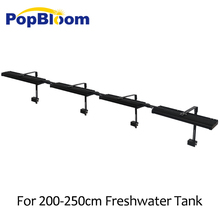 PopBloom led lamp aquarium lights in an for freshwater tanks with arm mounting kit dimmable  FI4BP4