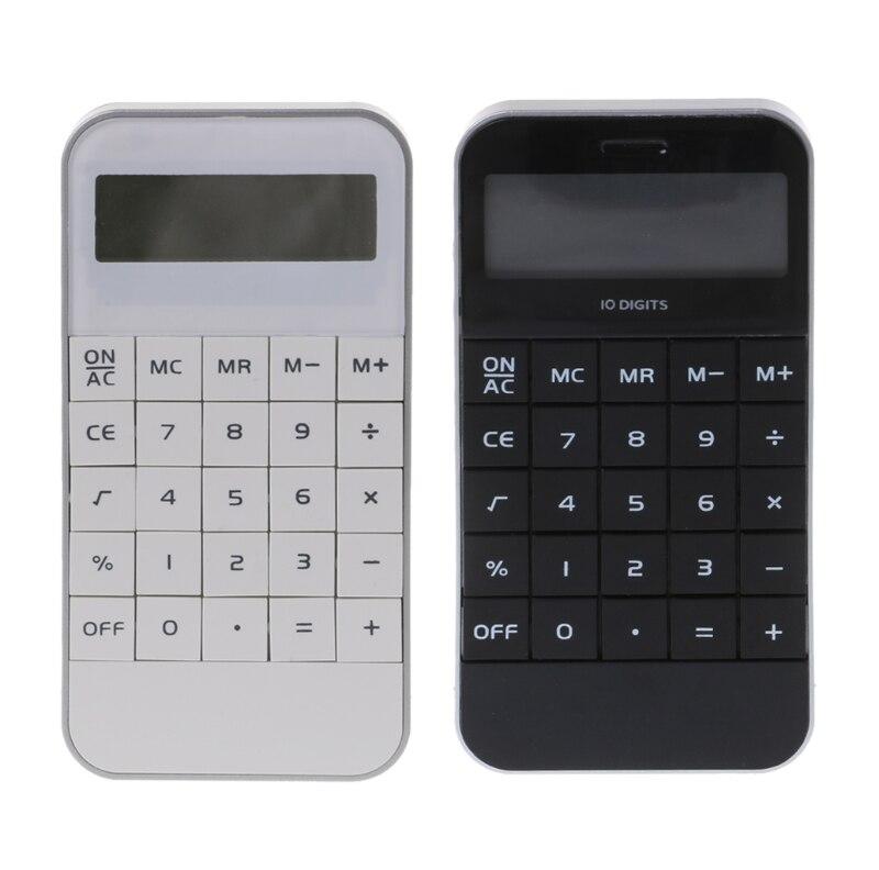 Portable Home Calculator Pocket Electronic Calculating Office SchoolCalculator