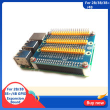 Raspberry Pi GPIO Extension Board 1 to 3 40 Pin GPIO Module for Orange Pi PC Raspberry Pi 4B/3B+/3B Raspberry Pi Zero W/1.3(China)