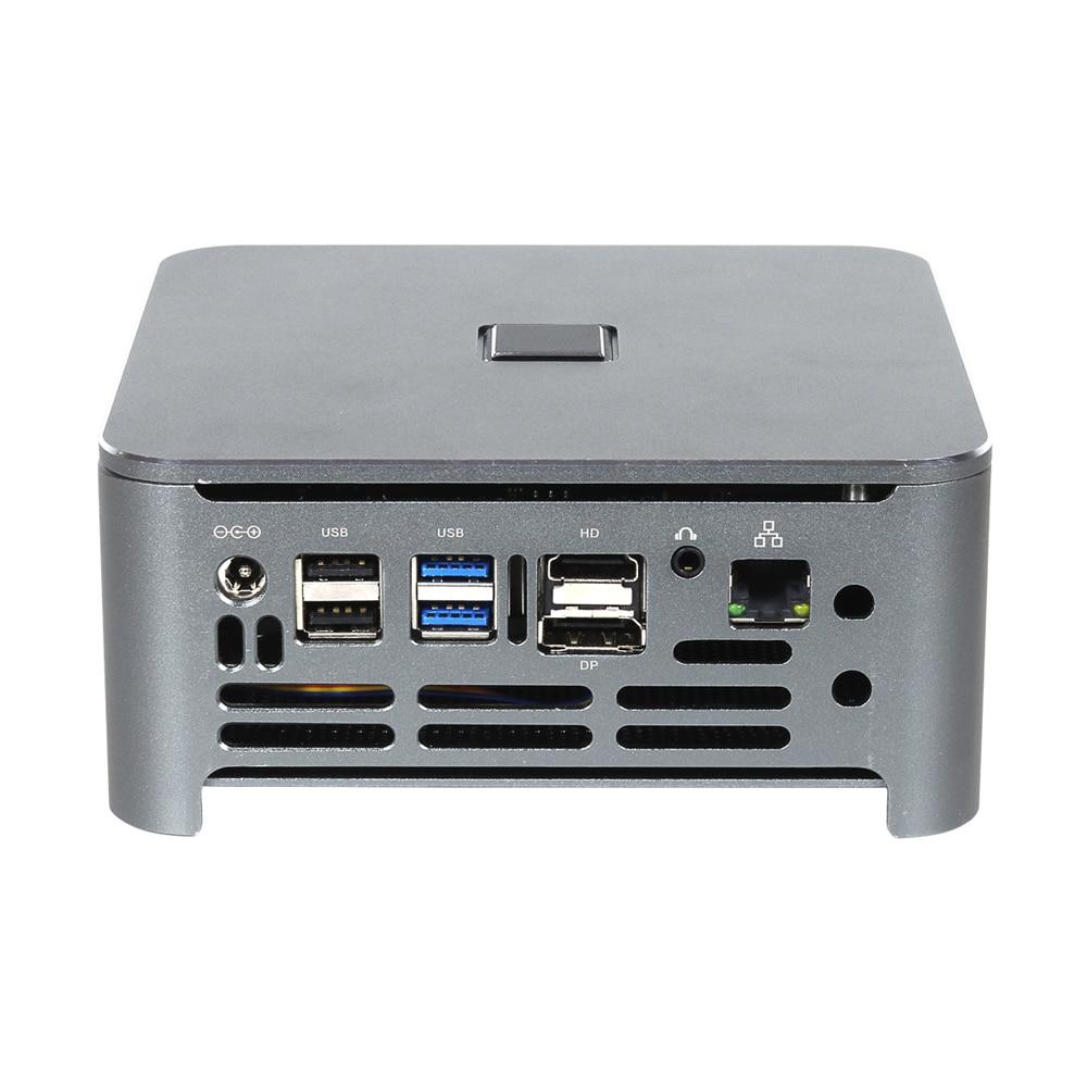 9th Gen I9 Mini PC Intel Core I9 9880H I5 9300H Dual DDR4 RAM M.2 SSD 6*Core 4K UHD DP HDMI I7 8750H I5 8300H Gaming Computer