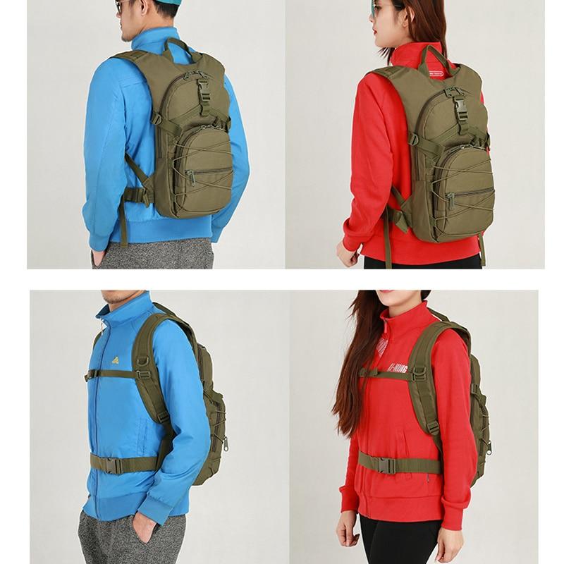 Outdoor Tactical Backpack Military Rucksacks 15L Waterproof Sport camping hiking