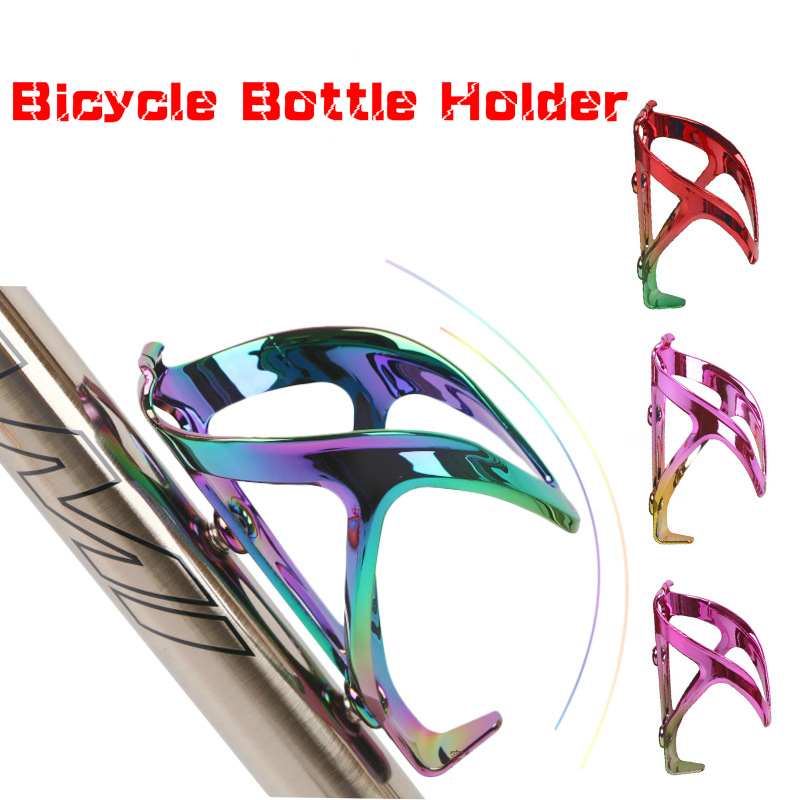 Bottle Holder Plastic White Red 28g Superlight Bike Holder Plastic