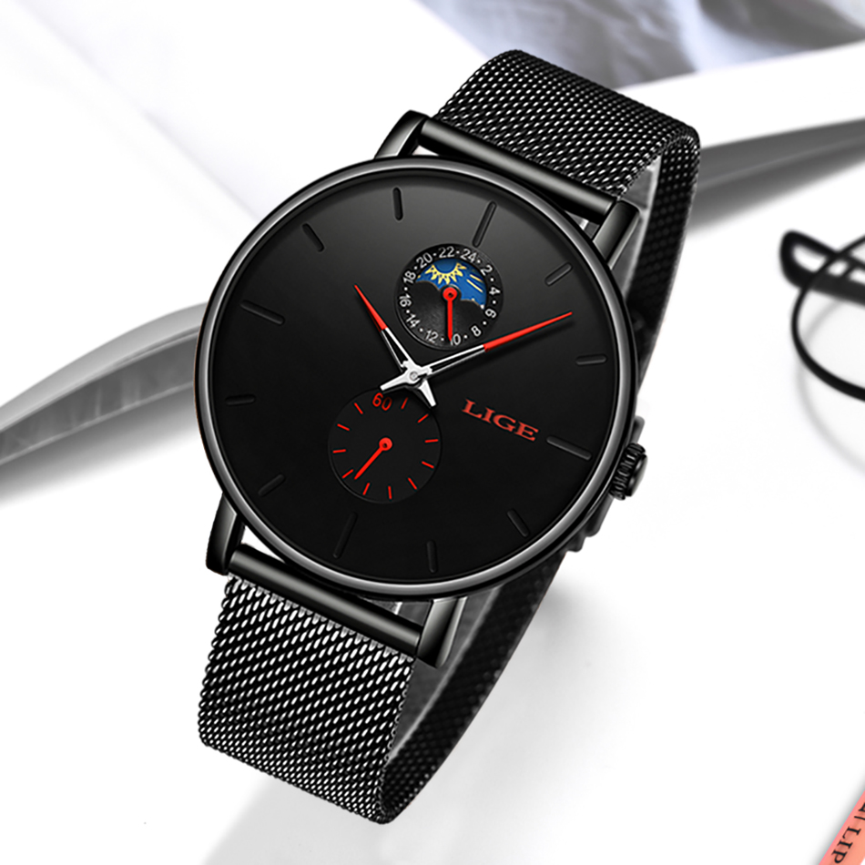 LIGE-New-Women-Luxury-Brand-Watch-Simple-Quartz-Lady-Waterproof-Wristwatch-Female-Fashion-Casual-Watches-Clock (1) 拷贝