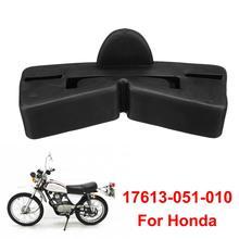Motorcycle Oil Fuel Tank Rear Rubber Cushion Pad Mount Kit For Honda CG125 CG 125