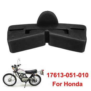 Motorcycle Oil Fuel Tank Rear Rubber Cushion Pad Mount Kit For Honda CG125 CG 125 image