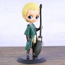 Q Posket Draco Malfoy Quidditch Ver. ПВХ фигурка Q версия модель игрушки Коллекционные фигурки