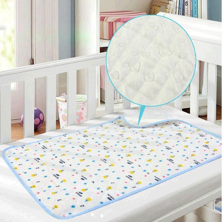 Wholesale Baby Diaper Pad Ecological Cotton Waterproof Urine Filter Tissue M 50*70 Cm Manufacturers Wholesale