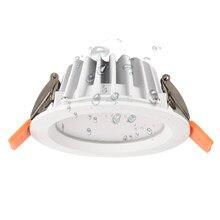 Local led ip65 à prova de fogo à prova dwaterproof água para baixo lâmpada de luz 5w 7w 9w conduziu a iluminação de teto para sauna banho de vapor cozinha banheiro beirais