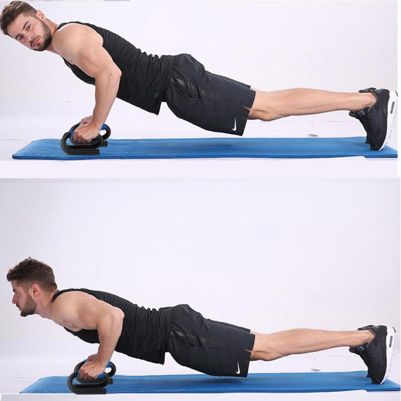 Shape Push Ups Stand Multi-purpose Chest Abdominal Muscle Building Training Parts Strengthen Abdominal Muscles