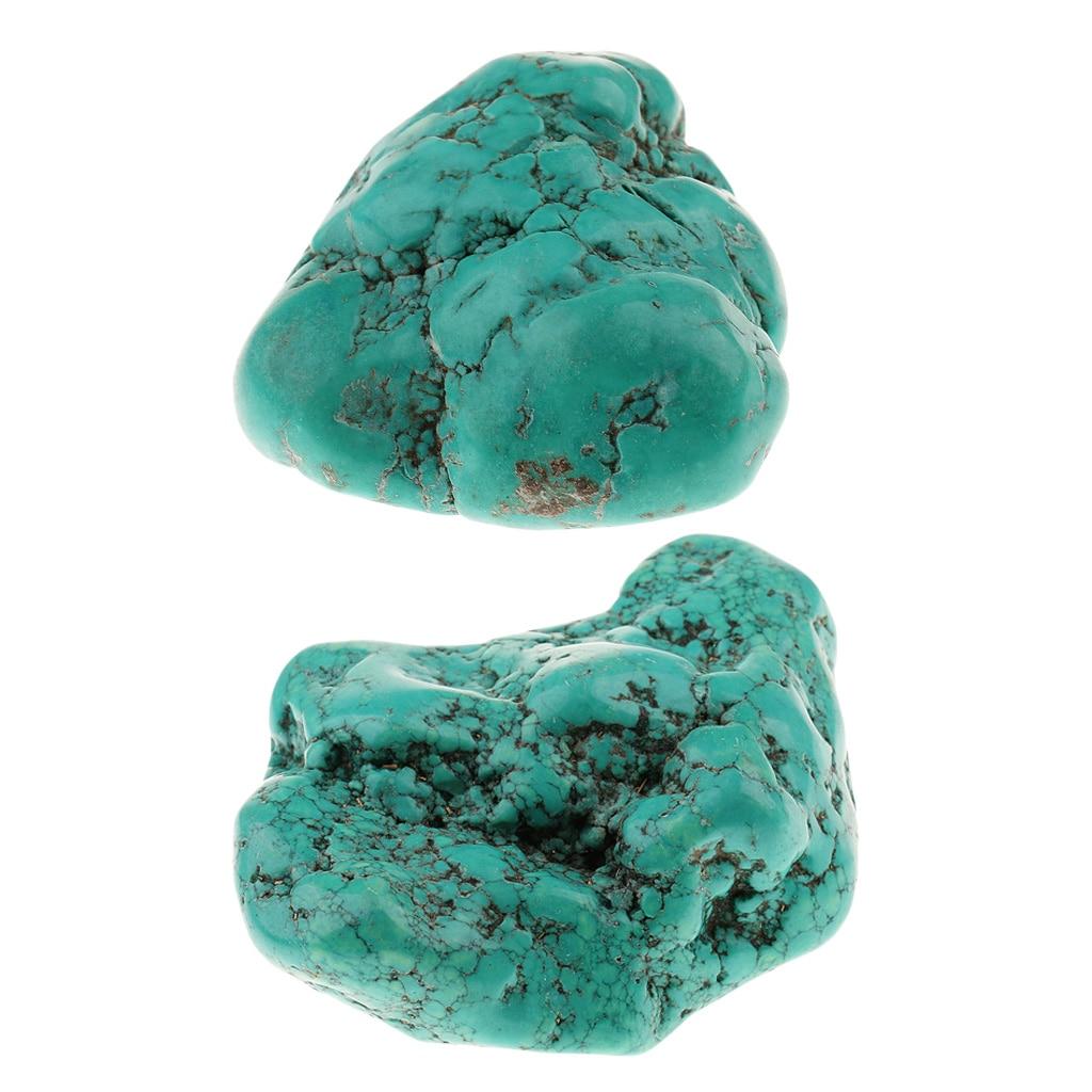 5 см грубый естественный бирюзовый камень медитация камни для рейки фэн шуй энергия счастливые подарки для мужчин и женщин