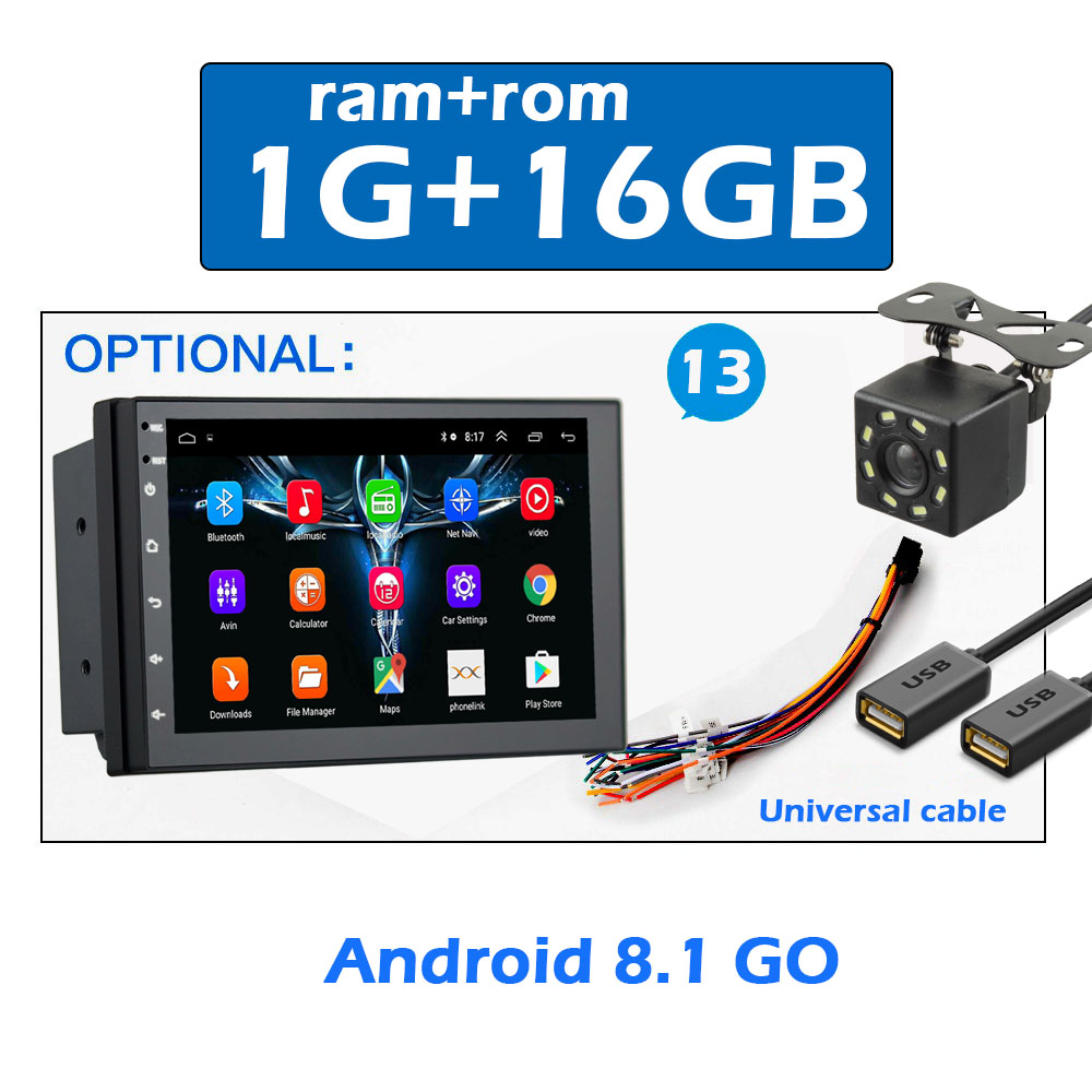 2 din CAR ANDROID 7-13