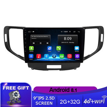 2.5D 9 ''IPS autoradio Android 8.1 Auto stéréo multimédia pour Ford s-max Ford S Max 2007 2008 GPS Navi Navigation voiture lecteur DVD