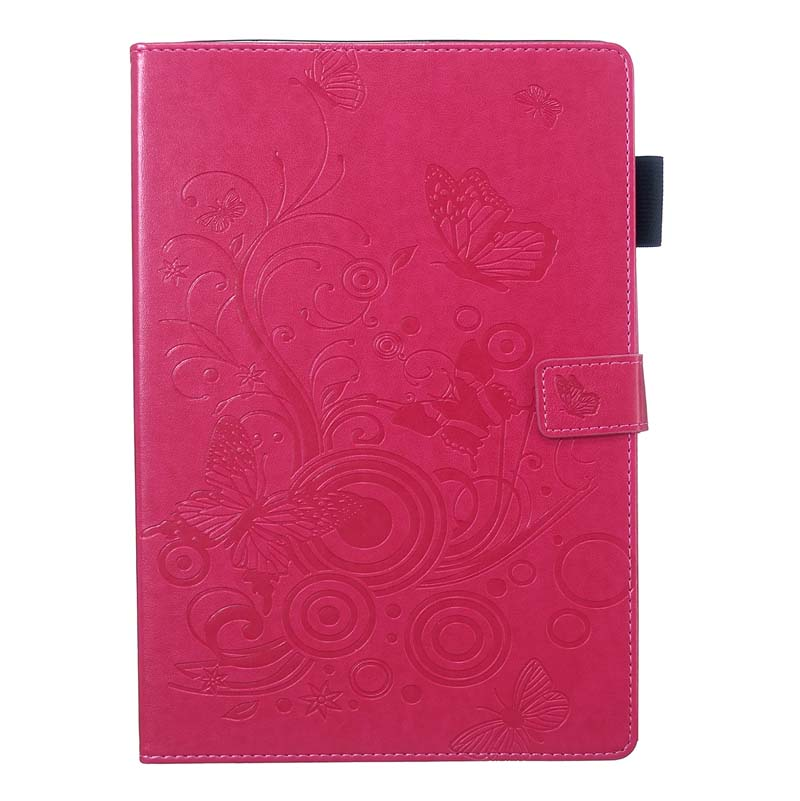 case Gray Stand Flip PU Leather Capa Case For iPad 10 2 Case 2019 A2200 A2198 A2197 A2232