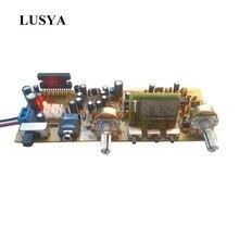 Lusya stereofoniczne Radio FM pokładzie częstotliwość cyfrowa modulacja Radio pokładzie Port szeregowy DIY Radio FM TA8122 TA2111 akcesoria G5-012