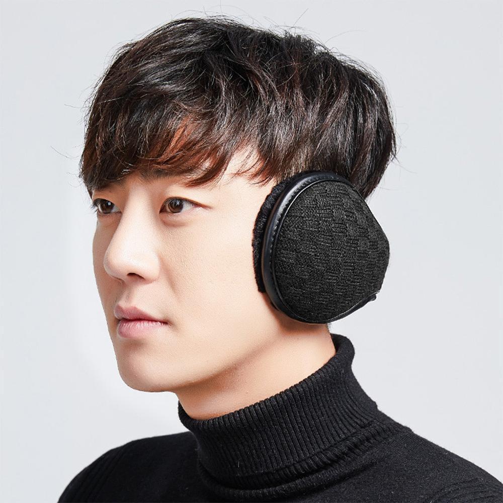 Unisex Foldable Winter Earmuffs Men Women Fashion Warm Windproof Outdoor  Sports Ear Warmer Thicken Earmufuffs oorwarmers Men's Earmuffs  - AliExpress
