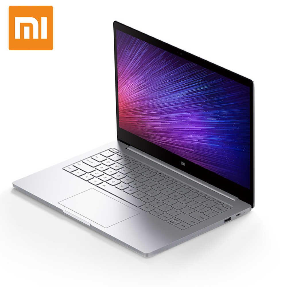 2019 Xiaomi Laptop Air 12.5 ''intel core i5-8200Y/M3-8100Y dwurdzeniowy 4GB 128 GB/256 GB SSD Ultraslim Windows10 1080P HD komputer