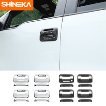 Shineka автомобильные наклейки для ford f150 Наружная ручка