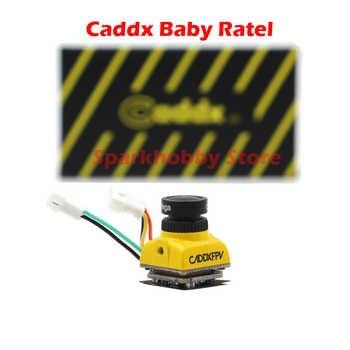 Caddx bebé Ratel Mini FPV Cámara 1200TVL 1/1 8 Starlight HDR 0,0001 LUX Super noche versión OSD 4,6g para Dron de carreras con visión en primera persona