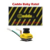 "Caddx bebé Ratel Mini FPV Cámara 1200TVL 1/1 8 ""Starlight HDR 0,0001 LUX Super noche versión OSD 4,6g para FPV que compite con el zángano"