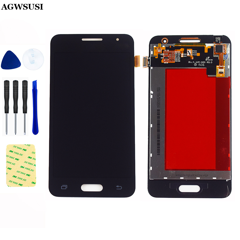 LCD Replacement For Samsung Galaxy Core 2 G355 <font><b>G355H</b></font> G355M Digitizer Touch Screen Sensor Glass LCD <font><b>Display</b></font> Panel Screen Assembly image