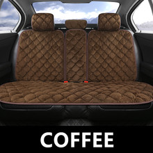 SJ – housses universelles de protection de siège arrière de voiture, tapis pour Alfa Romeo Stelvio Giulia Dodge JUCV Fait Bravo freemont, toutes les années